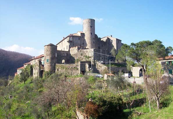 CASTELLO LUNIGIANA