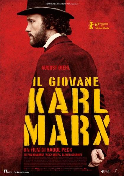 MARX 1 LOCANDINA